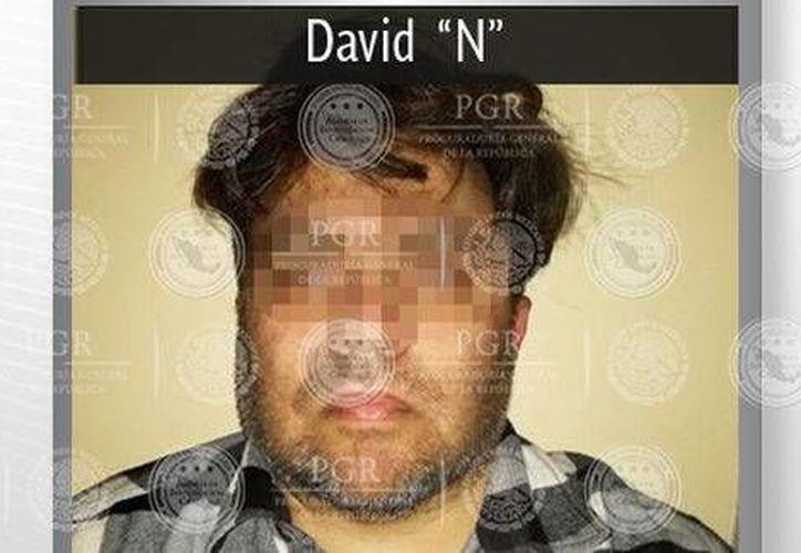 El sospechoso fue ingresado al Centro Federal de Readaptación Social Número 9, en Ciudad Juárez. (Milenio)