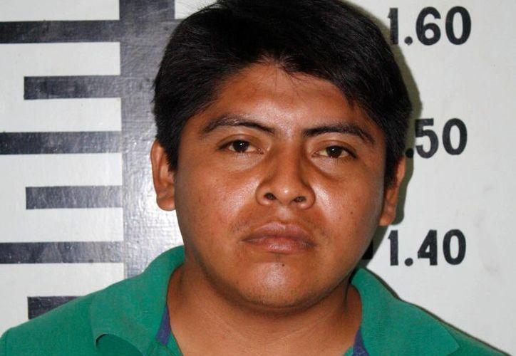 Desde 2011 José Andrés Chab Ku dejó de pasarle los 500 pesos que le daba a su esposa para mantener a sus cuatro hijos. (Cortesía)