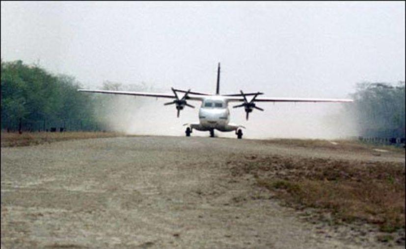 El Ejército Mexicano mantiene una vigilancia permanente por vía aérea y terrestre en busca de pistas clandestinas en Yucatán. (Archivo SIPSE)