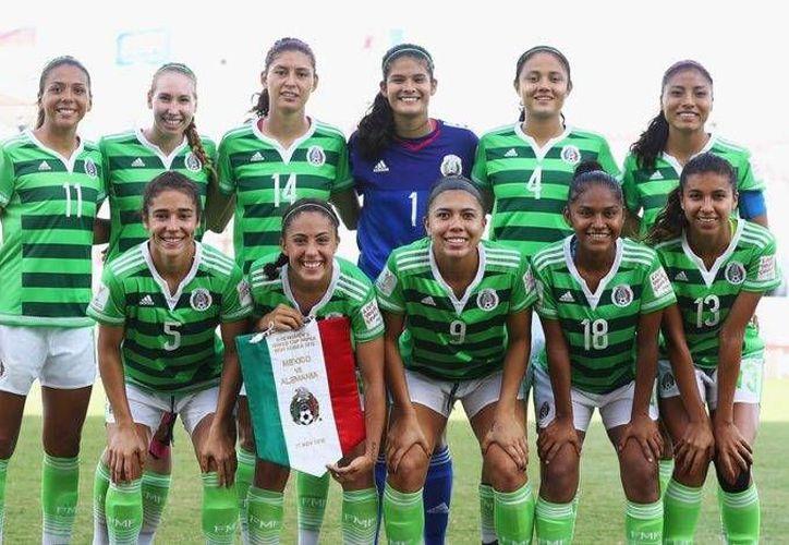 El Tri femenil sub 20 se juega ante Venezuela este lunes por la madrugada (hora de México) su calificación a la siguiente ronda del Mundial de la especialidad celebrado en Papúa Nueva Guinea. (femexfut.com)