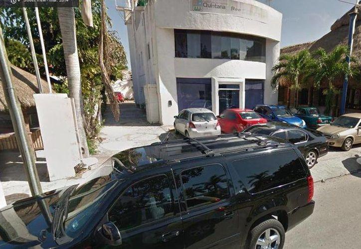 Las oficinas de la Secretaría de Turismo fueron asaltadas. (Eric Galindo/SIPSE)
