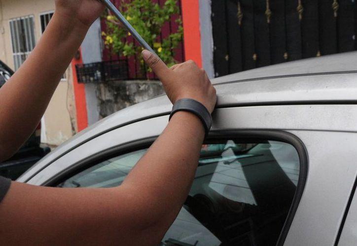 Con este curso se prevé que el robo de autos disminuya en Playa del Carmen. (Adrián Barreto/SIPSE)