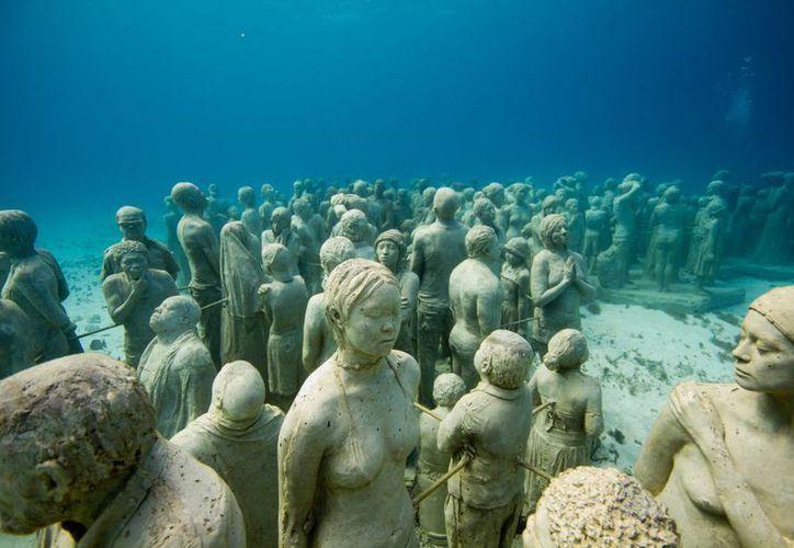 Difundirán las 526 esculturas que conforman el museo. (Israel Leal/SIPSE)