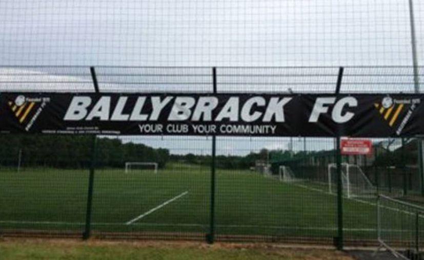 El club Ballybrack FC  anunció, por error, la muerte de uno de sus jugadores. (sport.es)