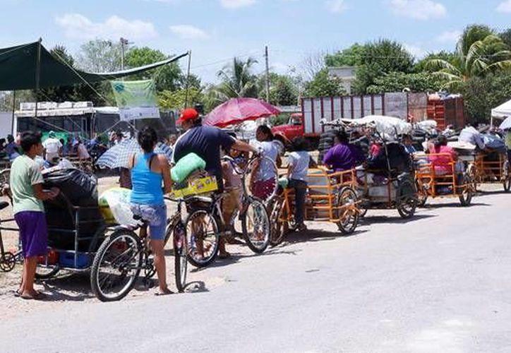 El programa estatal de reciclaje mantiene a raya el dengue. (Milenio Novedades)