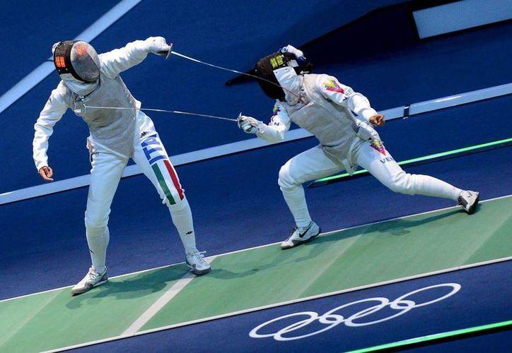 Las esgrimistas italianas confirmaron su presentación en la justa deportiva; será la primera vez que visiten México. (Redacción/SIPSE)
