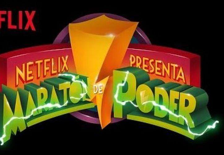 ¿Quieres ver un maratón de los Power Rangers? Netflix te invita