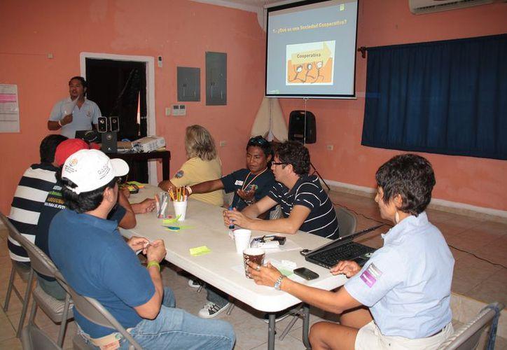 """Cozumel fue sede del programa de capacitación """"Por el mero orgullo"""". (Julián Miranda/SIPSE)"""