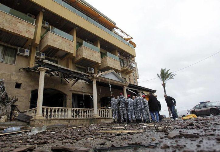 El Ejército ha desplegado un operativo para dar con los responsables. (EFE)