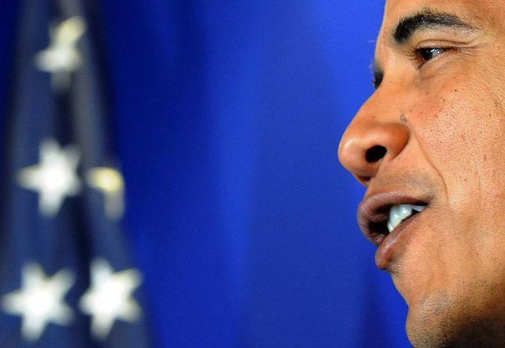 Obama ha sido el Presidente que ha otorgado menos indultos en la historia de EU. (EFE)