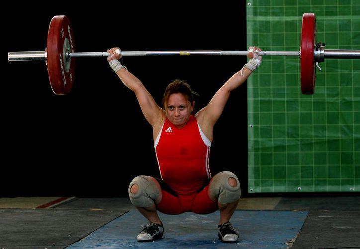 Carolina Valencia proveniente de Chetumal inspiró a más jóvenes con su destacada participación en los Juegos Centroamericanos y del Caribe de Mayagüez 2010. (Miguel Maldonado/SIPSE)