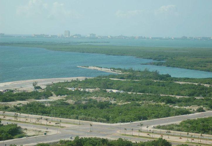 El estado podría ser afectado ante el aumento del nivel del mar. (Sergio Orozco/SIPSE)