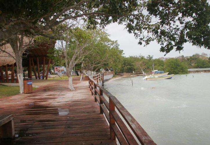 Calderitas cuenta restaurantes, hoteles y cabañas ecoturísticas. (Redacción/SIPSE)