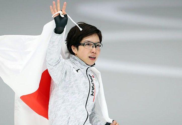Kodaira detuvo el crono en 36.94 segundos para graduarse con honores. (Getty Images)