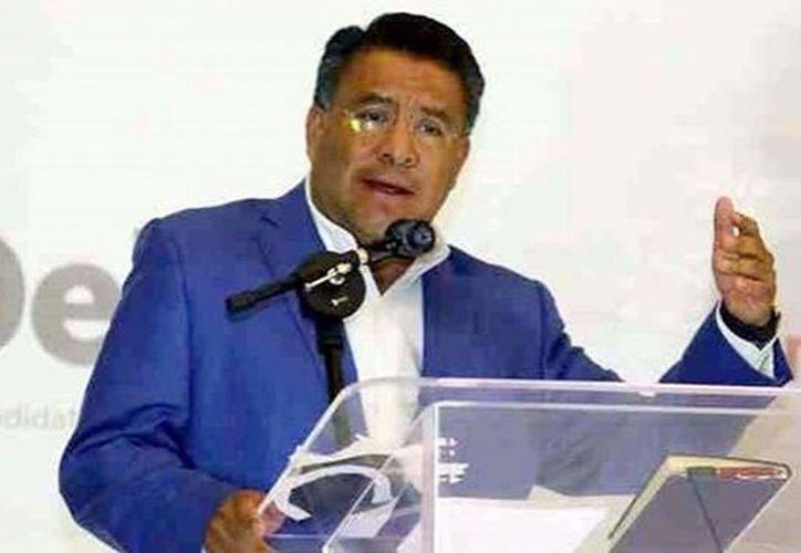 Duarte aseguró que si López Obrador queda como precandidato único de Morena, no tendrá spots durante la precampaña. (Foto: El Zócalo)