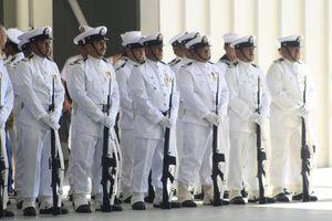 Realiza la Marina ceremonia de condecoraciones y ascensos