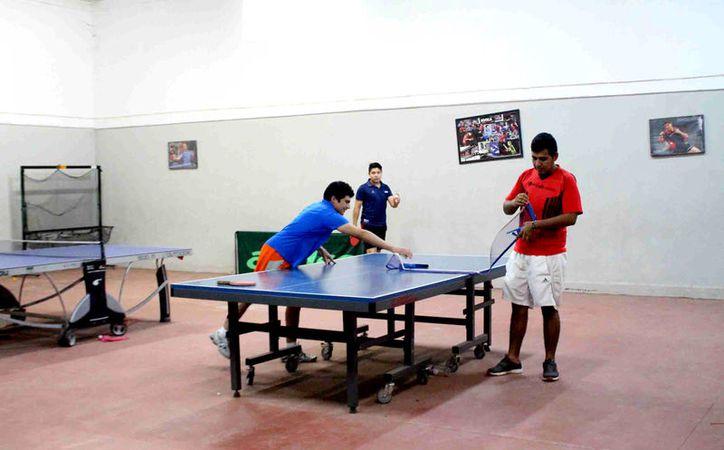 Escuelas Técnicas Deportivas de Felipe Carrillo Puerto carecen de equipos. (Foto: Jesús Caamal / SIPSE)