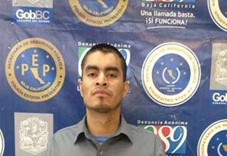 El sujeto será deportado a Estados Unidos. (expresionesbc.com)