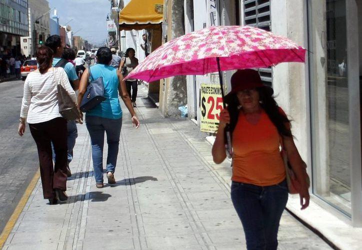 Yucatán vivirá en los próximos dos días temperaturas muy cálidas poco habituales al final del verano. (SIPSE)