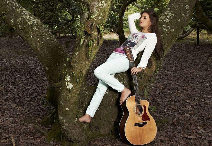 A sus 19 años, la cantante Valentina López lanza su primer álbum musical. (EFE)