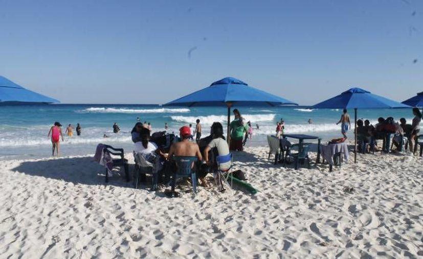 Cancún es favorito de los turistas estadounidenses. (Archivo/SIPSE)