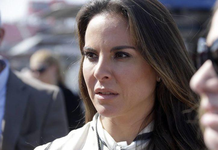 Kate de Castillo fue involucrada con 'El Chapo' desde que la revista 'Rolling Stone' dio a conocer que ella sirvió como enlace entre Sean Penn y el capo mexicano. (Agencias)