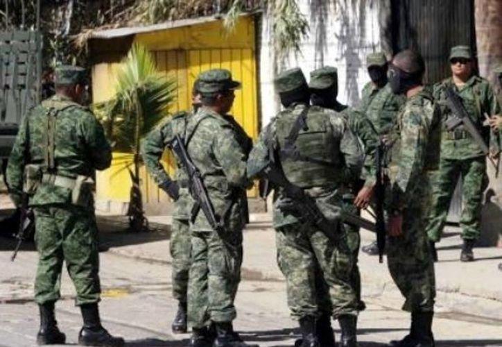 González Rodríguez fue acusado de vender información y armas del Ejército mexicano. (Archivo SIPSE)