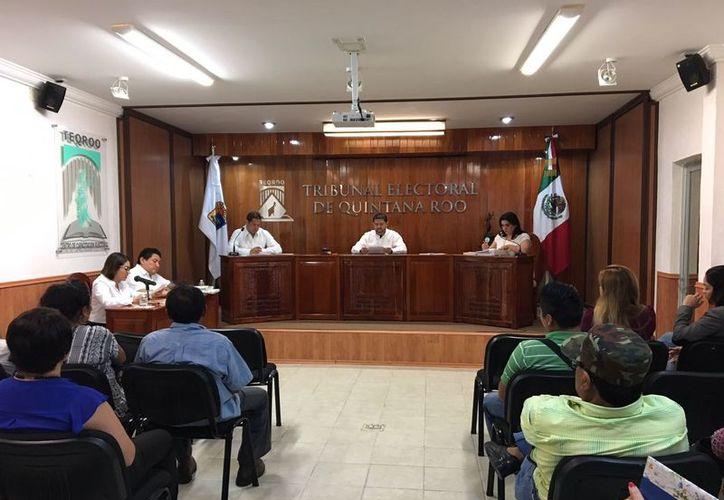 El Congreso local carece de facultades para investigar los supuestos actos y omisiones en el desempeño de los funcionarios electorales. (Benjamín Pat/SIPSE)