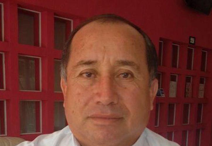 Francisco Javier Novelo Ordóñez, titular  del IEEA. (Redacción/SIPSE)