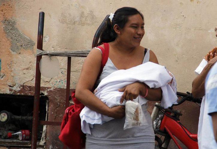 El lactario en las instalaciones del DIF Yucatán se inaugura en el marco de la Semana mundial de la lactancia materna, que se celebra del 1 al 7 de agosto. (Archivo/SIPSE)