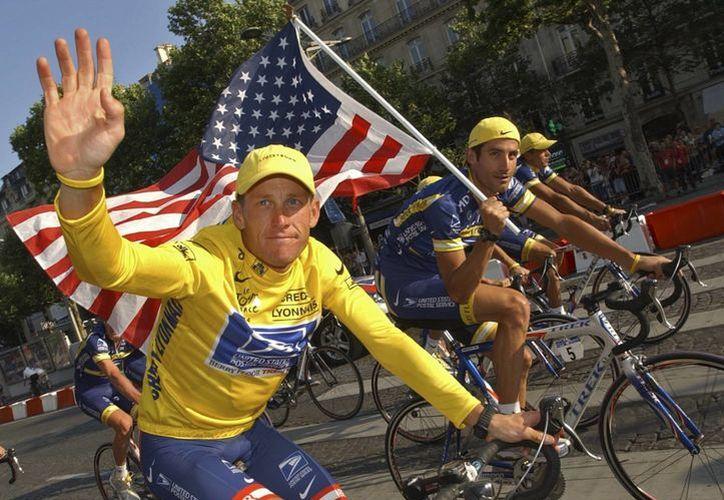 Lance Armstrong, en imagen de archivo. (Agencias)