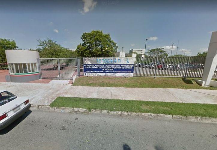 El hospital, por orden de la CNDH deberá garantizar la integración de los expedientes clínicos del caso. (Google Maps)