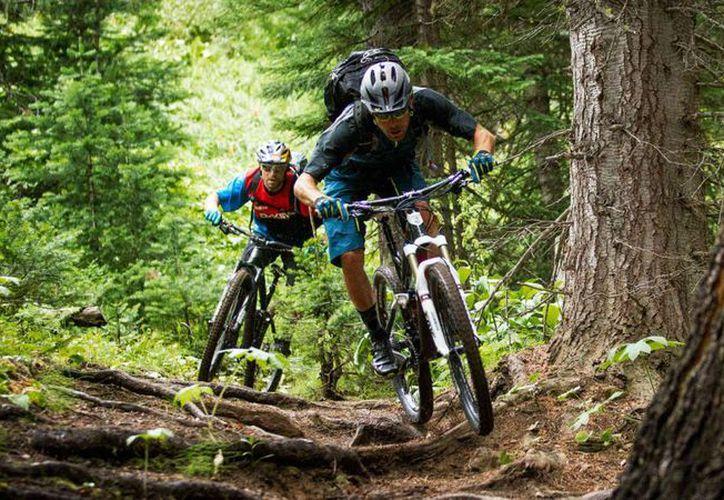 El ciclismo de montaña consiste en salir a explorar caminos en brechas y selvas. (Contexto/Internet)