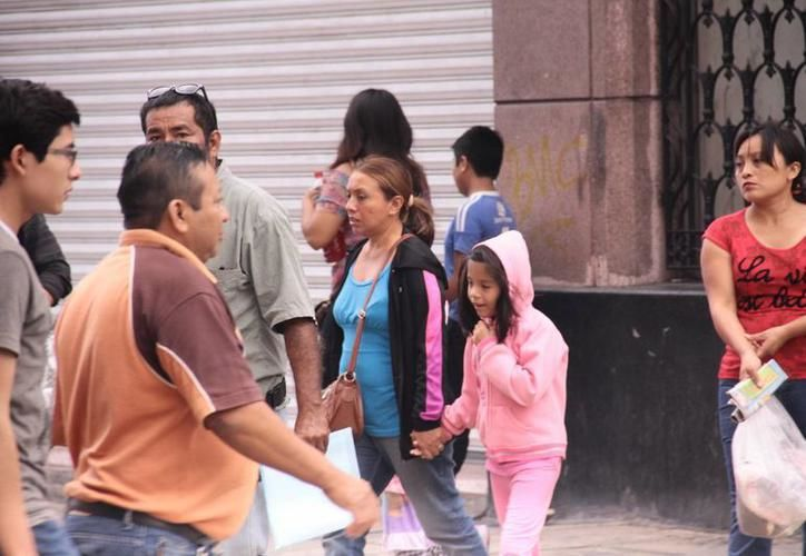 Para este viernes la temperatura podría bajar a 12 grados en ciertos puntos de Yucatán y a 10 el sábado. (Foto archivo SIPSE)
