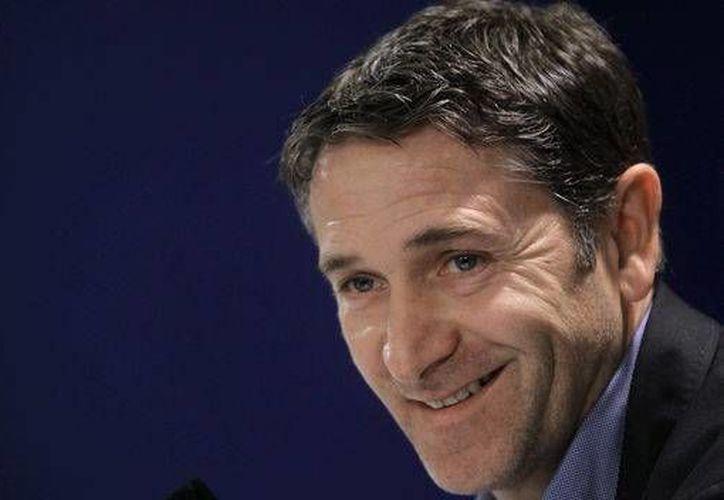 Arrasate era auxiliar del entrenador de la Real Sociedad. (teinteresa.es/Archivo)