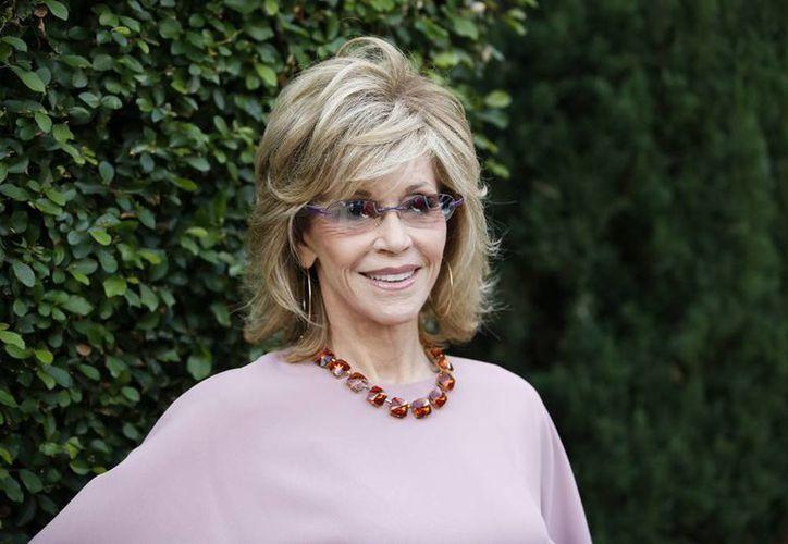 Jane Fonda realizó la revelación personal en un evento para celebrar el 40 aniversario del Rape Treatment Center, el cual atiende de manera gratuita a víctimas de abuso sexual. (AP)