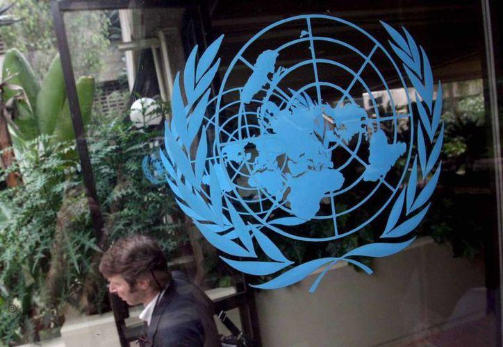 Cuatro muchachos mexicanos representarán al país por dos semanas ante la ONU. (EFE)