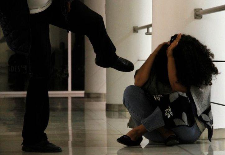 Instituciones reportan que casi a diario reciben a mujeres violentadas, agredidas física o sexualmente. (Israel Leal/SIPSE)