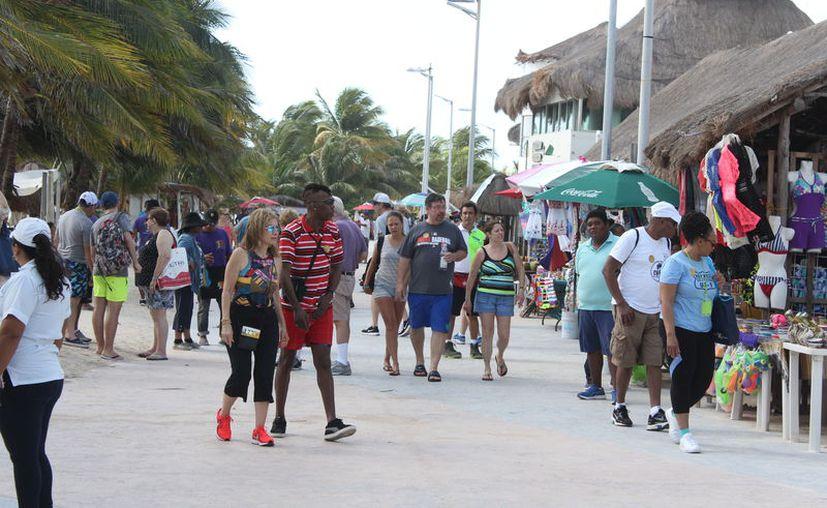 Tratan de incrementar los visitantes nacionales y extranjeros en el sur del estado. (Daniel Tejada/SIPSE)