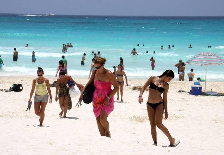 Para no depender solo de los viajeros estadunidenses, se busca atraer a paseantes de América Latina y Asia. (Archivo Notimex)