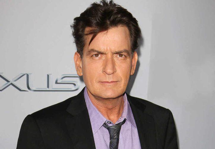 Charlie Sheen se ha visto envuelto en un nuevo escándalo. (Contexto)