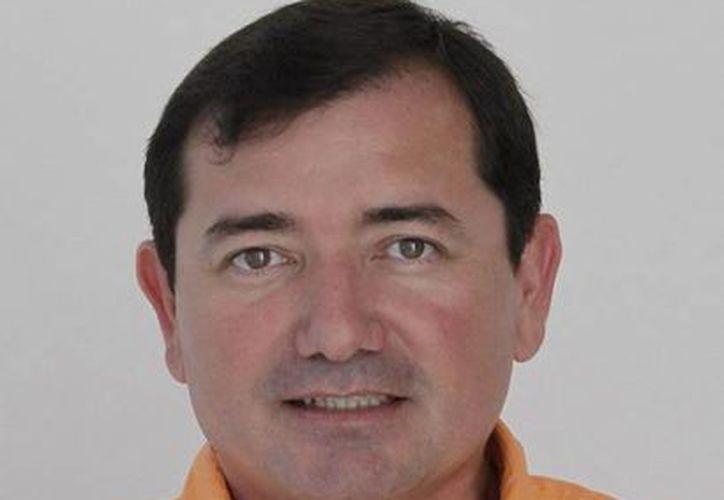 Titular de la Secretaría de Ecología y Medio Ambiente, Rafael Muñoz Berzunza. (Redacción/SIPSE)