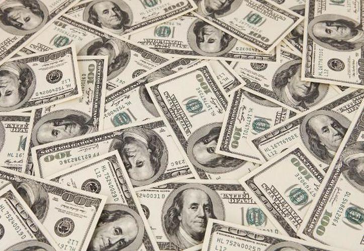 La mujer 'comió' entre siete y nueve mil dólares. (Foto: Contexto/Internet)