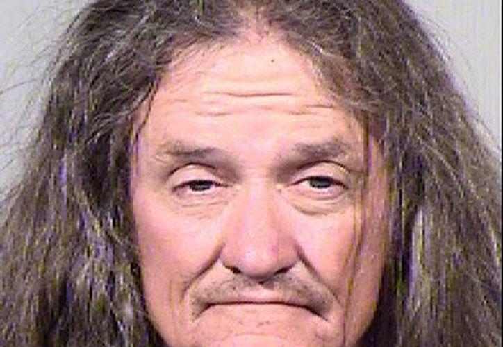 Gary Michael Moran fue condenado en el pasado por mala conducta relacionada con armas. (AP)