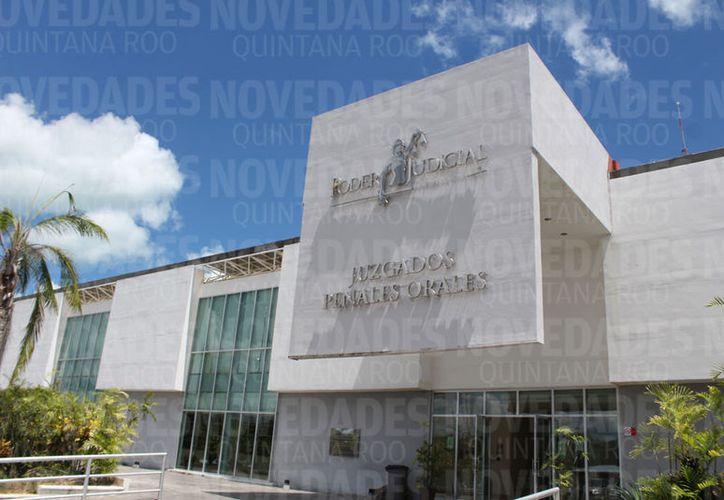 Las audiencias programadas fueron suspendidas y reprogramadas para el próximo 22 de junio, a petición de la defensa. (Joel Zamora/SIPSE)