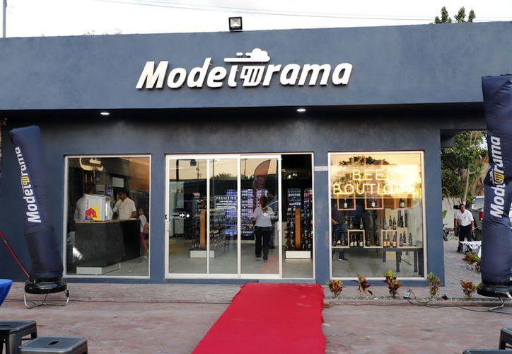 El nuevo Modelorama Premium estará abierto de lunes a sábado de 10 de la mañana a 10 de la noche y domingos de 10:00 am a 5:00 pm. (Foto: Milenio Novedades)