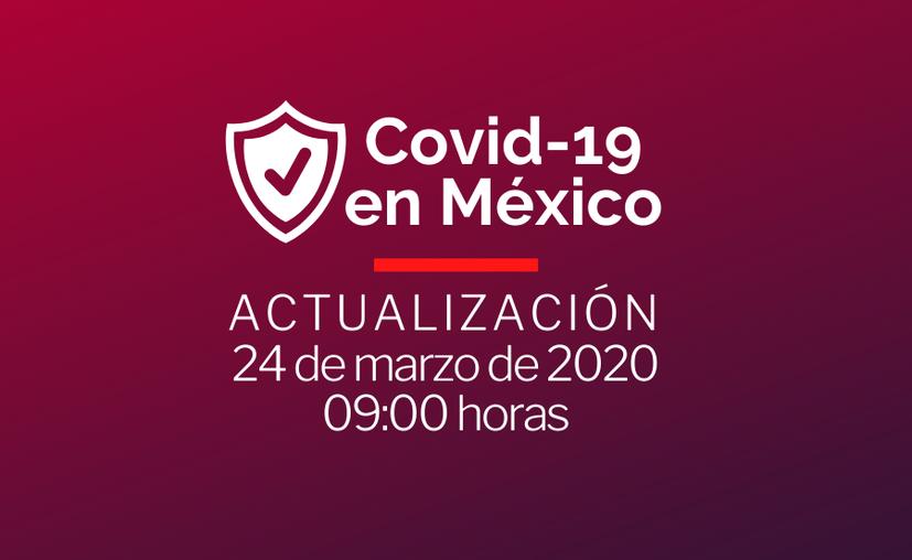 López Gatell destacó que en términos de mortalidad, México tiene cuatro decesos lamentables, en comparación con los cientos que hay en países europeos.