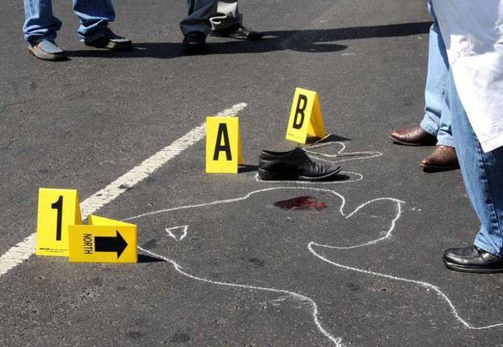 La cifra registrada hasta noviembre es de 18 mil 915 homicidios, superior a los 18 mil 332 de todo 2013. (NTR Zacatecas.com)