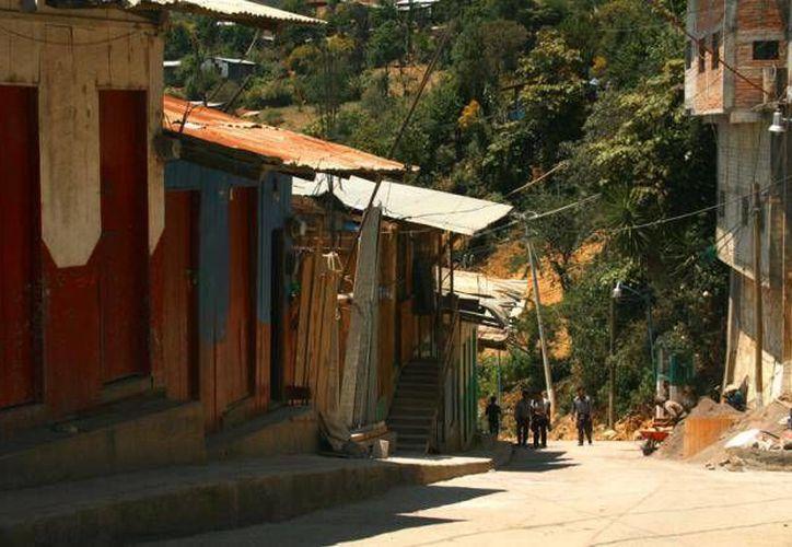 Tehuipango es uno de los municipios más pobres del país. (Archivo/Notimex)
