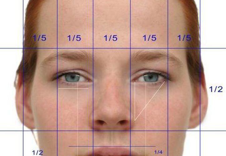 Tres investigadores suizos crearon una App que mide la belleza del rostro con una foto. (Contexto/Internet)